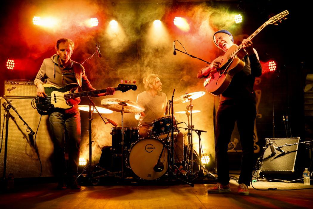 Alex Grenier Trio au festival Emergences