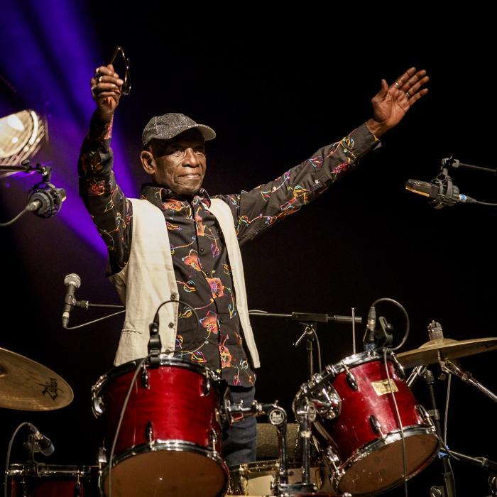 "Tony Allen ""Tribute to Art Blakey"" au festival Emergences"
