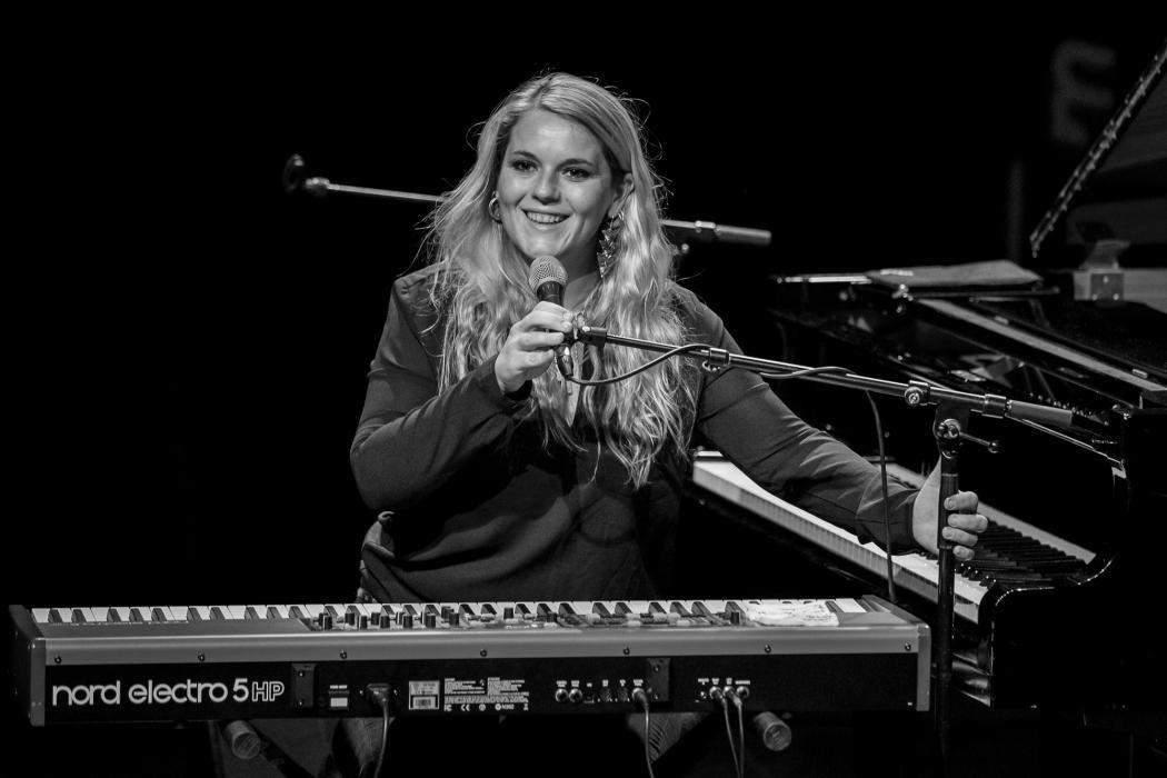 Andrea Caparros Quartet au festival Emergences