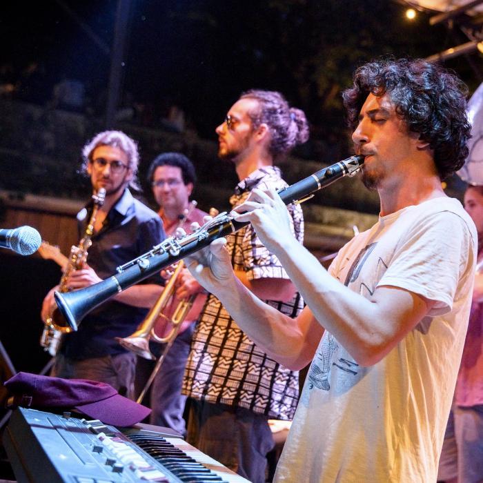 Carte blanche à Jazz à Tours à la Guinguette de Tours
